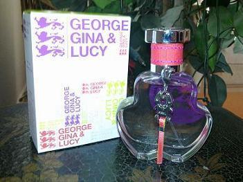 georg gina lucy parfum