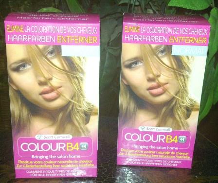 colour B4 - produkt