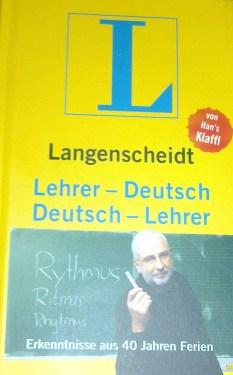 lehrer deutsch blogg dein buch- buch