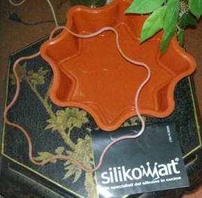 silikon backform - produkt
