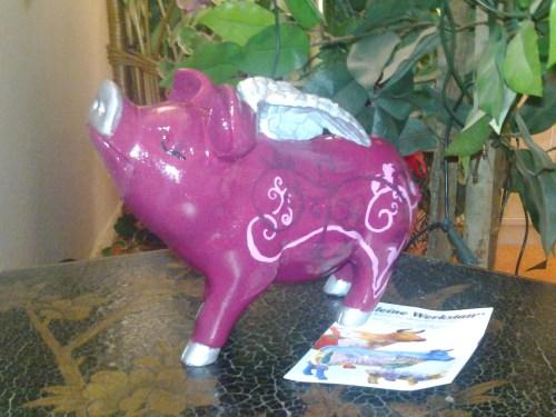 kleine werkstatt sparschwein - produkt