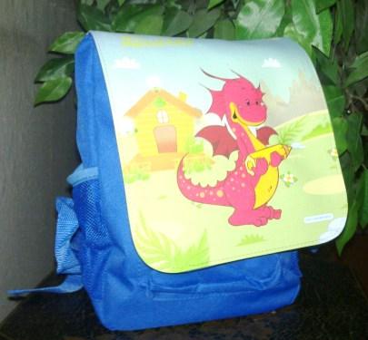 mein zwergenland - produkt rucksack