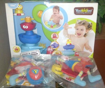 babymarken - 3 produkte