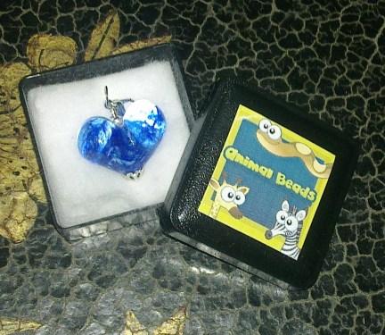 animal beads - produkt herz anhänger