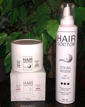 hair doctor - produkte