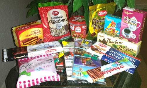 memory sweets - produkt ddr süßwaren
