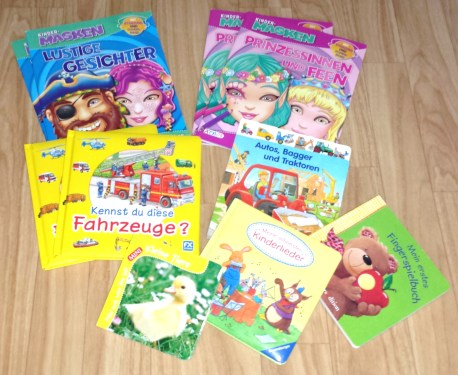 arvelle - 10 kinderbücher