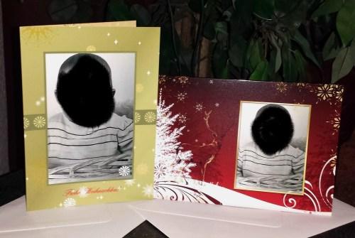 fotokasten - produkt weihnachtskarten m foto