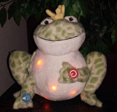 berlindeluxe - produkt frosch nachtlicht