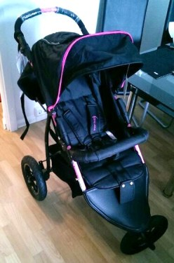knorr buggy joggy