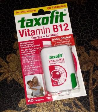 taxofit vitamin b 12