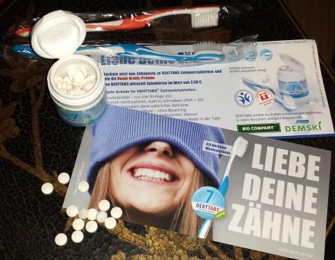 denttabs - produkte
