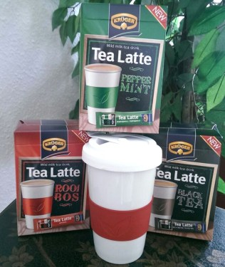 krüger tea latte - 3 produkte