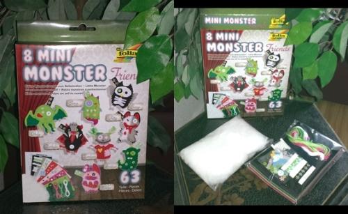folia - mini monster 1-
