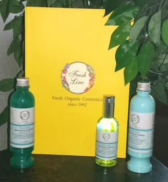 fresh line cosmetics - produkte