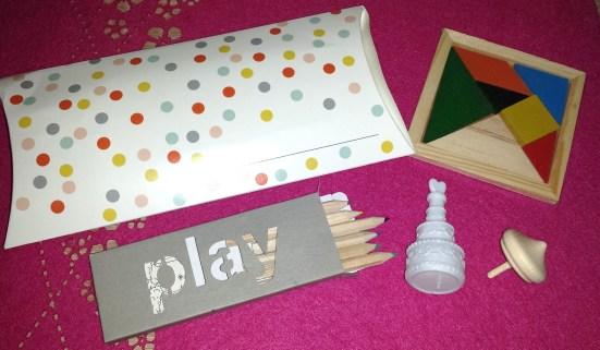 box 4 fun - produkt mini box