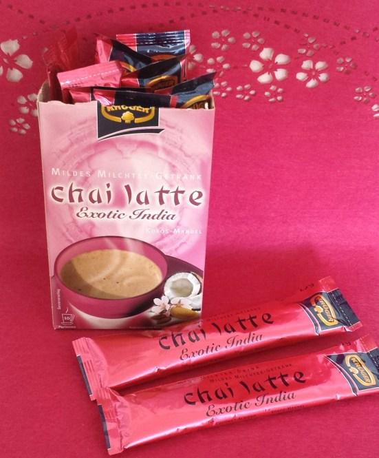 krüger chai latte exotic india