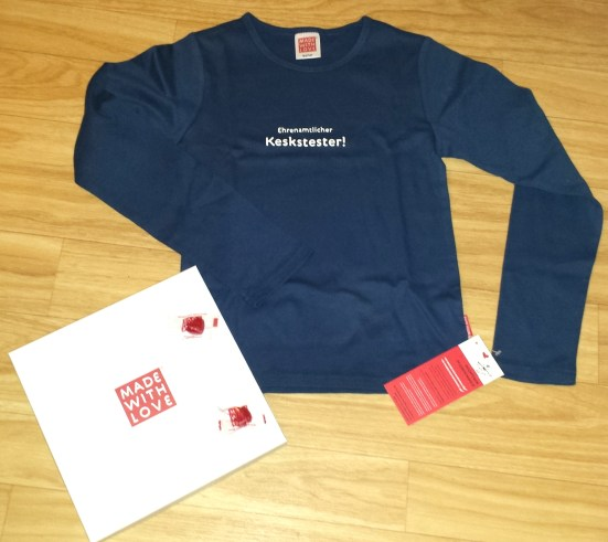 made with love - produkt pullover