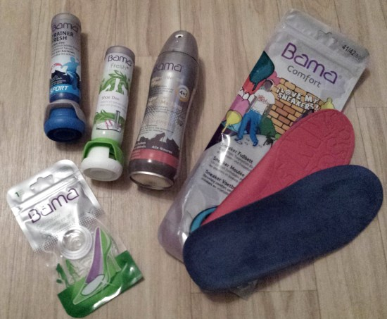 bama schuh- und fußpflege produkte