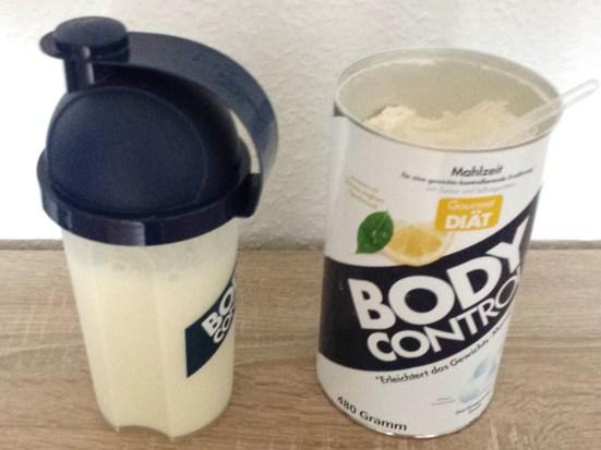 body control becher und dose