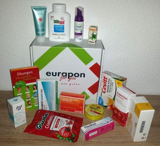 eurapon box april 2016 produkte