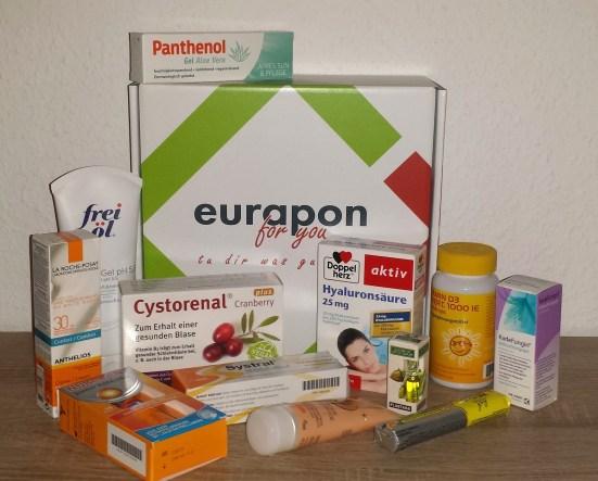 eurapon sommerbox - produkte