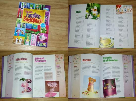 frechverlag - das große familienbastelbuch