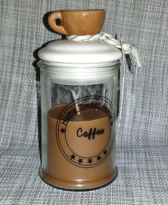 küchenkerze kaffeeduft 1