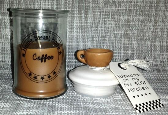 küchenkerze kaffeeduft 2