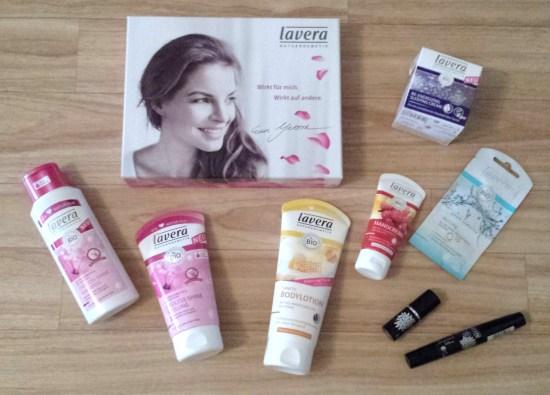 lavera beauty box
