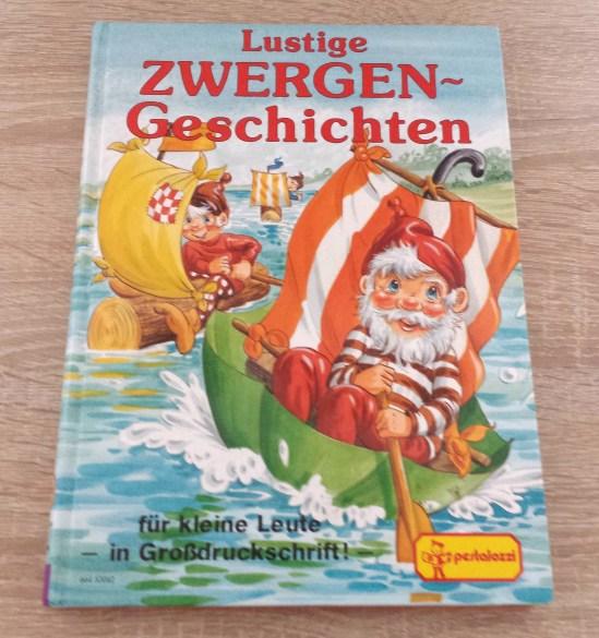 lustige zwergengeschichten - kinderbuch