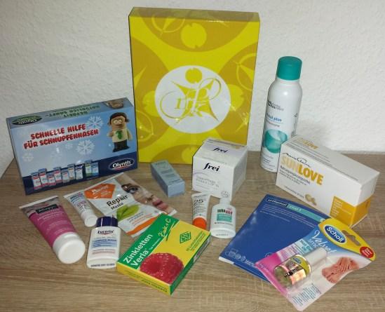 medikamente per klick - beauty box april 2016