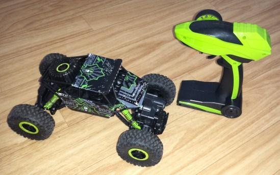 rock crawler ferngesteuertes auto