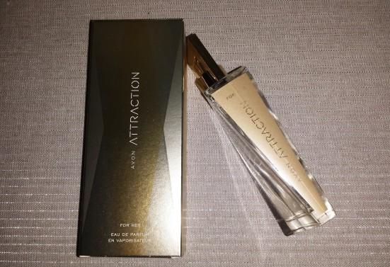 AVON Attraction Parfum