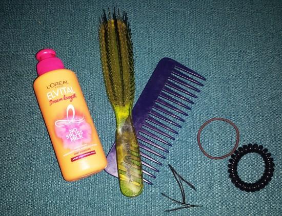 Geheimrezept für schöne Haare