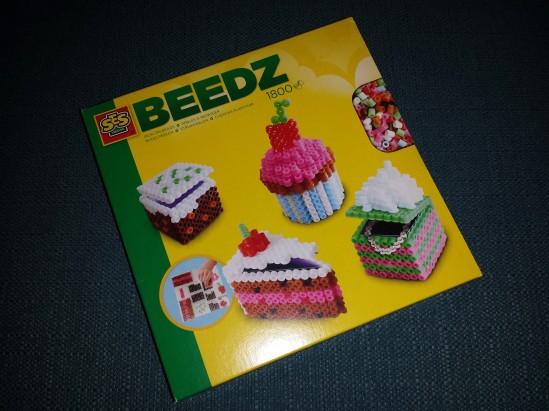 Beedz - Bügelperlen 3D Kuchen