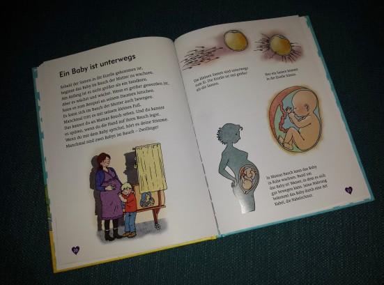 Vom Liebhaben und Kinderkriegen - Mein erstes Aufklärungsbuch