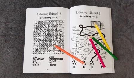 Geschichten - Rätsel - Mitmachbuch
