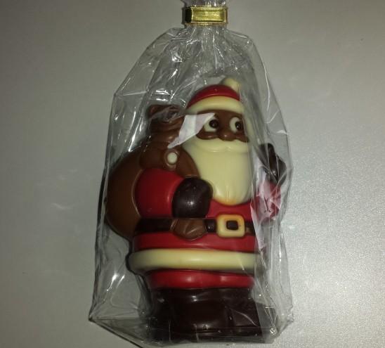 rezept weihnachtsmann muffins