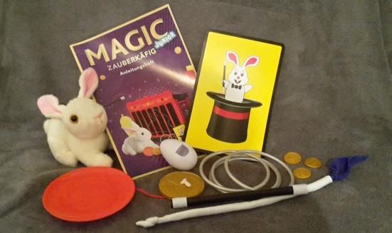 magic junior zauberkaefig