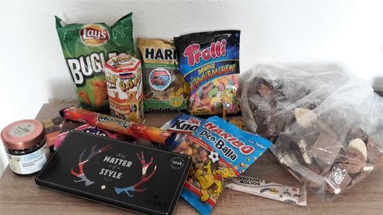snackfox