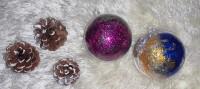 viking weihnachtsbasteln teelicht geschenkanhänger baumkugel