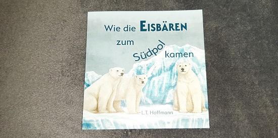 wie die eisbären zum nordpol kamen kinderbuch 1